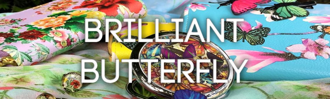 Brilliant butterfly products – jewellery & accessories