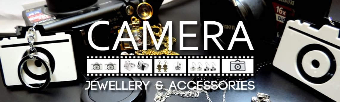 Picture This – camera-themed jewellery & accessories