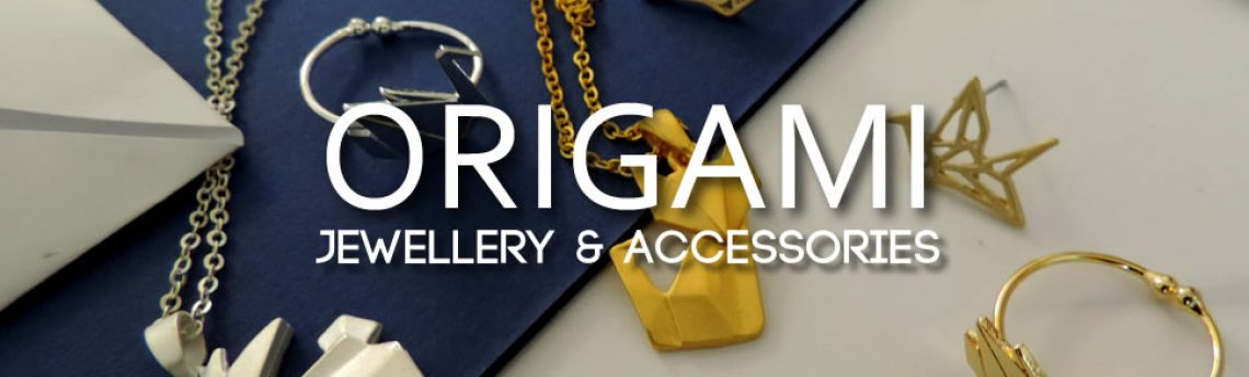 Outstanding Origami – fun fashion jewellery