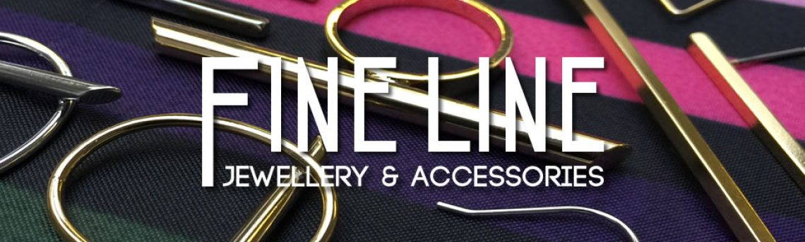 Fine-line fashion jewellery – Line it up
