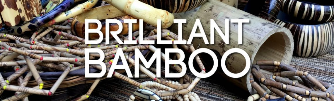 Bamboo you! – brilliant bamboo jewellery and accessories