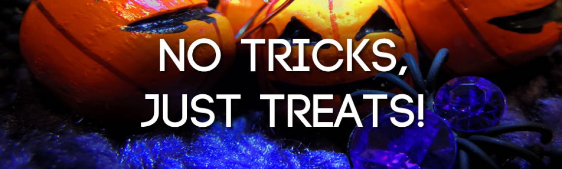 No Tricks, just Treats! Halloween jewellery and accessories