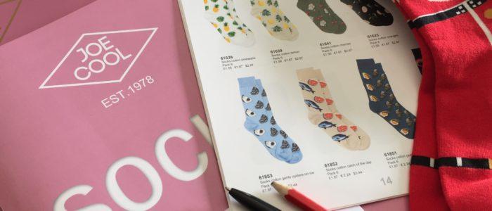 Spring socks offer - order now in the final days