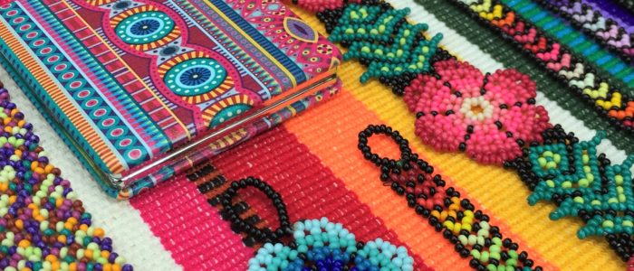 Mexico inspired jewellery and accessories