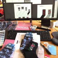 Premium socks - custom and bespoke designs
