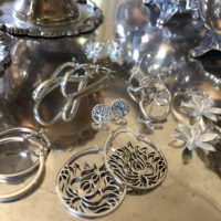 Sterling silver - classic or contemporary, always timeless
