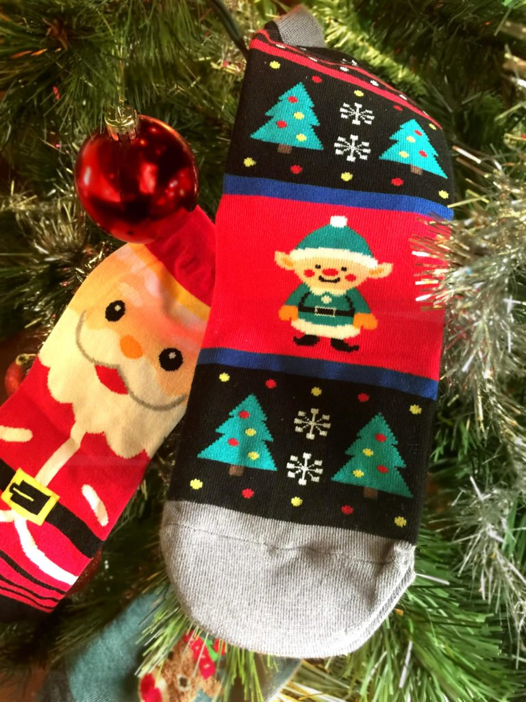 Christmas socks from Joe Cool - Jolly Santas, friendly snowmen and cheery reindeer