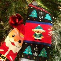 Christmas socks - all the magic of the festive season