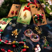 Christmas jewellery from Joe Cool for a cool yule