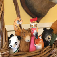 Animal magic - go wild with our hand-carved animal pens