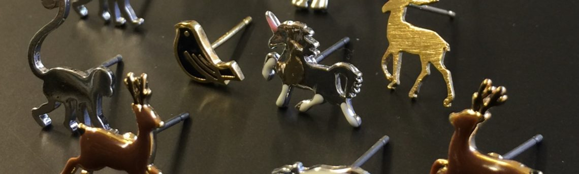 Animals – tiny studs create a mad menagerie of all creatures